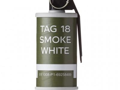TAG-18 SMOKE WHITE