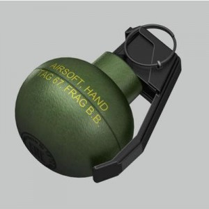 TAG-67 Hand grenade (Pack of 6)