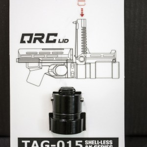 QRC lid for TAG-015