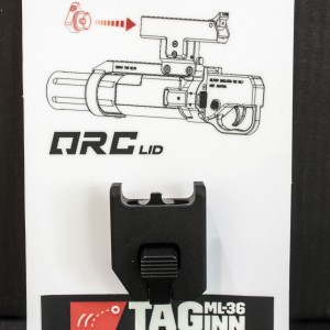 QRC lid for TAG ML-036
