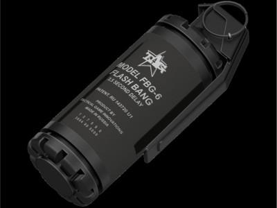 FBG6 Sound Hand Grenade