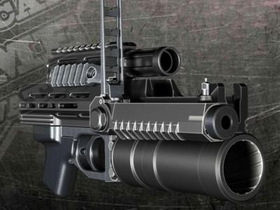 AK Grenade Launcher TAG-015
