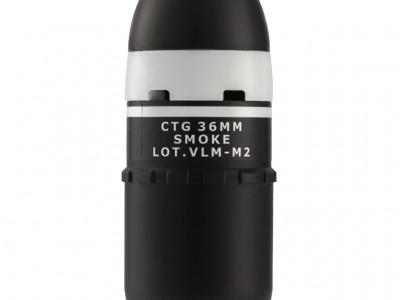 Velum mk2 – Smoke grenade
